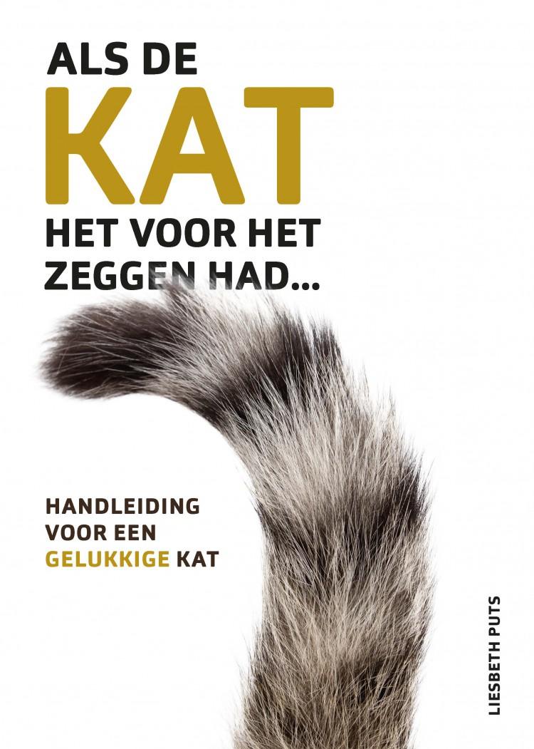Win een exemplaar van het boek 'Als de kat het voor het zeggen had'